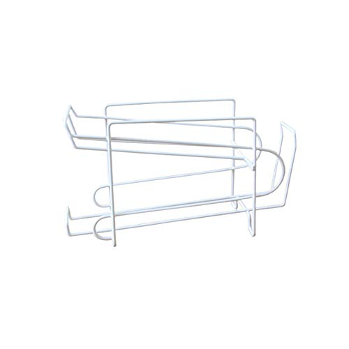 ZFW Creative Coke Rack Home Kitchen Racks Beer Cans Storage Metal Wire Products Wear and Durable Modern Simplicity ()