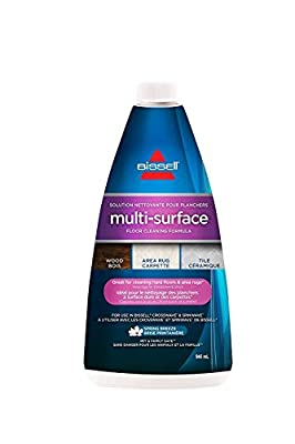 Bissell 1789 CrossWave & SpinWave Multi-Surface Cleaning Formula