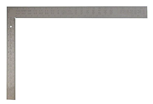 Empire Level 1240 Fat Boy Heavy Duty Aluminum Framing Square, 16-Inch by 24-Inch