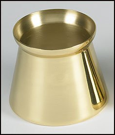 US Gifts Wilbaum Brass Follower Brass 3'' by US Gifts (Image #1)
