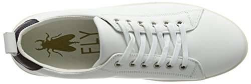 FLY London Women's Maco833fly Sneaker Off White Leather genuine cheap online 2014 cheap price woKzUr