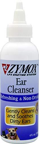 ZYMOX Ear Cleanser - 4 oz. Bottle