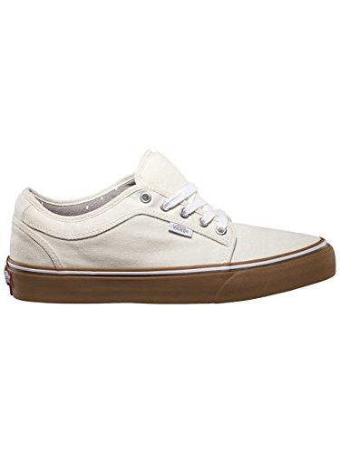 Vans Chukka Low Canvas White/Gum 13uk