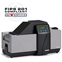 Fargo HDP 600 - Plastic card printer - color - dye sublimation/thermal resin - CR-80 Card (3.37 in x 2.13 in) - 300 dpi - up to 82 cards/hour - capacity: 200 cards - USB