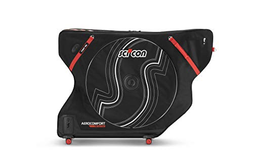(Sci Con AEROCOMFORT 3.0 TSA Triathlon Bike Travel Bag)