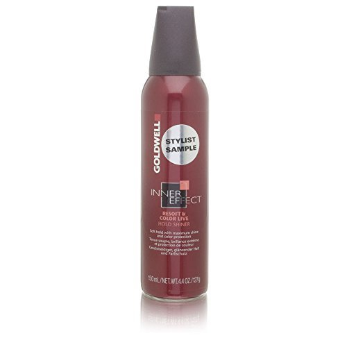 Goldwell Inner Effect Resoft & Color Live Hold Shiner 4.4 oz by GOLDWELL