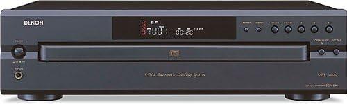 Discontinued by Manufacturer Denon DCM-290 CD//CD-R//RW 5 Disc Changer