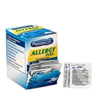 PhysiciansCare Allergy Medication, 2 Per Pack, Box of 50 Packs
