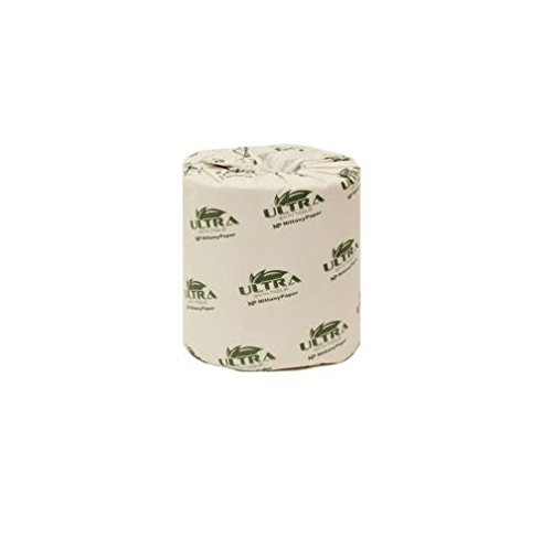 "DDI 9650033U Toilet Tissue, White, Soft, 2-Ply, 4.2"" x 3.3"", 500 Sheets Per Roll (Pack of 96) from DDI"