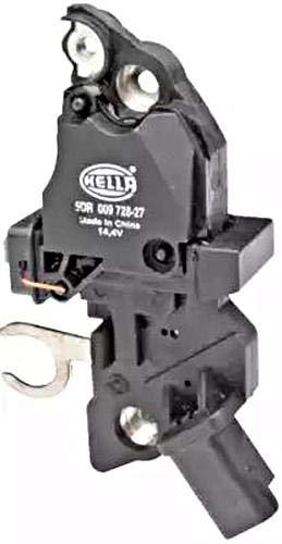 Nennspannung HELLA 5DR 009 728-271 Generatorregler 12V