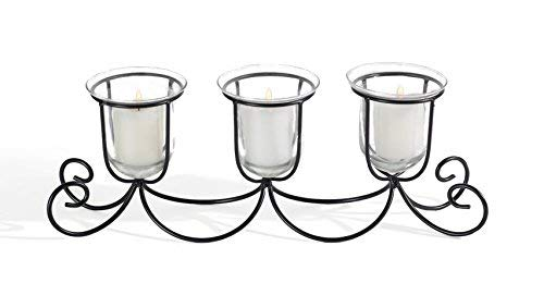Adorn Unique Design Candle Holder Set (Calla Votive)