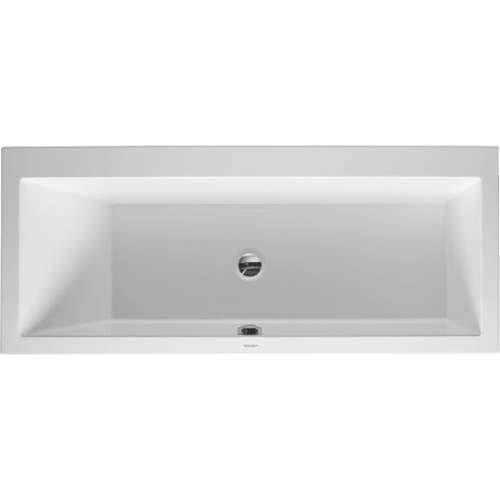 (Duravit Vero Soaking Bathtub 700133000000090 White)