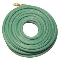 Anchor 1/4X100X2 Sgl Green Hose W/Argo Best Welds Hose