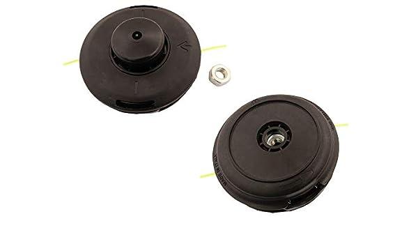 Cabezal de 2,4 mm para desbrozadora Stihl FS280: Amazon.es ...
