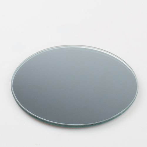 Eastland 5 Round Centerpiece Table Mirror Set of 12