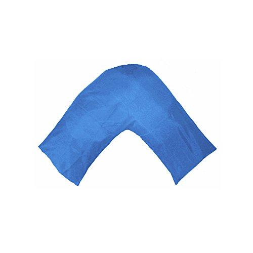 New Silky Soft Satin V Shaped / Tri / Boomerang Standard ...