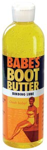 Babe's Boat Care BB7101 BOOT BUTTER, BINDING LUBE GLN BOOT BUTTER BINDING LUBRICANT