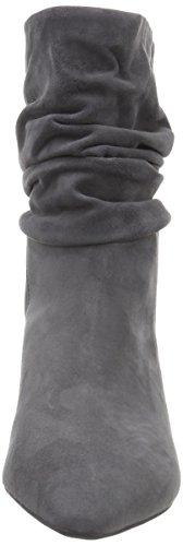 Peter Kaiser Maj, Zapatillas de Estar por Casa para Mujer Gris - Grau (FUMO SUEDE 391)
