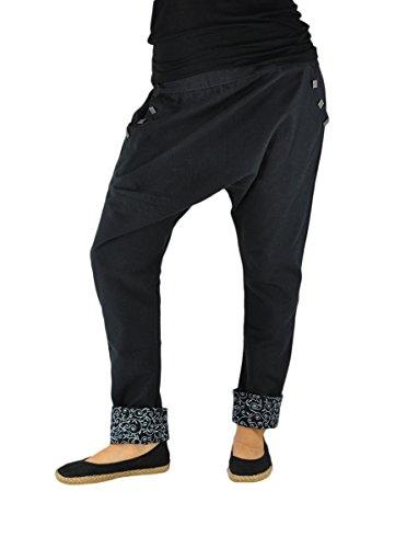 virblatt cavallo come basso pantaloni eleganti abbigliamento etnico donna rOwrp