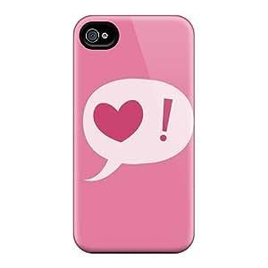 Hot Tpye Heart Iphone 5/5S