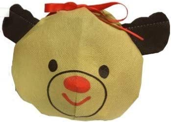 お菓子詰め合わせ 300円 クリスマス サンタ巾着・トナカイ巾着 (トナカイ40袋)