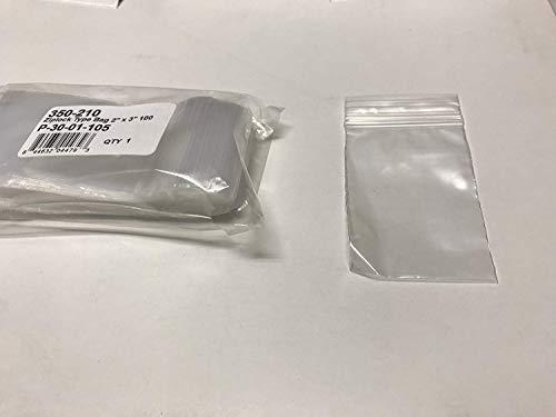 Parts Express Ziplock Type Bag 2