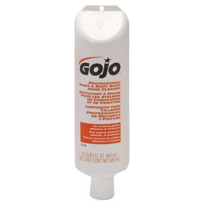 Professional Paint and Body Shop Hand Cleaners - 22 OZ / 6 per Case [Set of 6] by Gojo (Image #1)