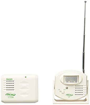 SMART CAREGIVER TL-5102MP Motion Sensor And Pager from Smart Caregiver Corporation