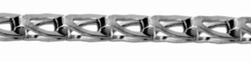 Steel Stainless Chain Sash - Campbell 0895314 304 Stainless Steel Sash Chain, #35 Trade, 0.04