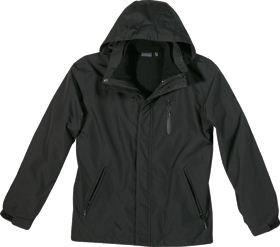 Lafuma risoul Twin Jacket, Unisex, Color Black-Noir, tamaño ...