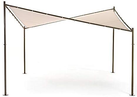 Gazebo Da Giardino 4x4 : Sal mar ricambio telo gazebo ombrellone mod vela mt colore