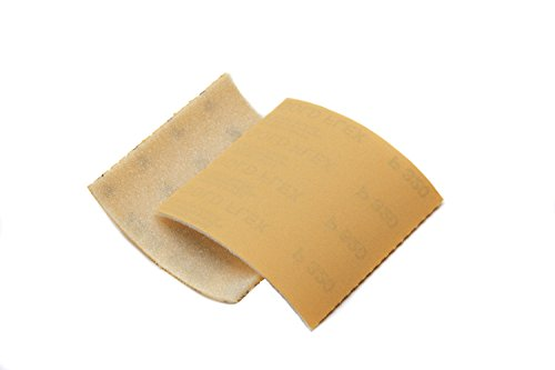 Mirka 23-145-150 Goldflex Soft Foam Back Abrasive Pad by Mirka (Image #1)