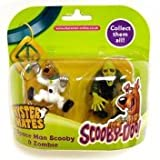 Scooby Doo Mystery Mates - Space Man Scooby & Zombie by Charter