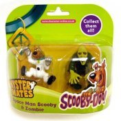 Scooby Doo Mystery Mates (Scooby Doo Mystery Mates - Space Man Scooby & Zombie by Charter)