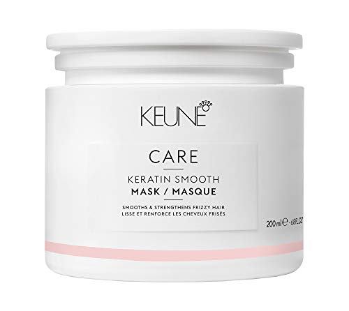 Keune Care Keratin Smoothing Hair Treatment Mask For All Hair Types 6.7oz / 200ml New Design by Keune