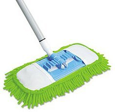 green-cleaning-chenille-dust-mop
