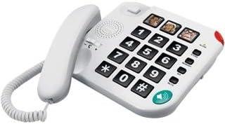 Carrefour CCP 420 - Teléfono Fijo: Amazon.es: Electrónica
