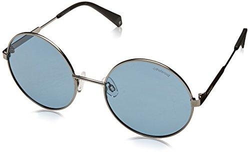 Bleu S 4052 Grey Polaroid Sonnenbrille Blue PLD SxnBwZWB6