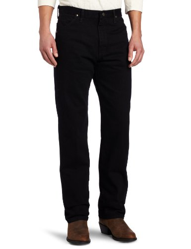 Wrangler Men's Silver Edition Slim Fit Jean,Black,32x32 ()