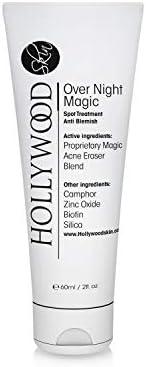 Durante la noche Magic – de azufre y óxido de zinc. Spot Tratamiento Que de 4 x más fuerte que el Ordinario acné tratamientos. 60ml