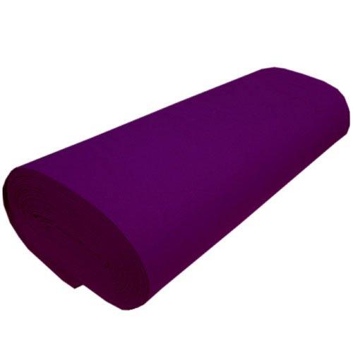 Purple Acrylic Craft Felt - 72