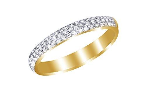 0.2 Ct Diamond Band - 4