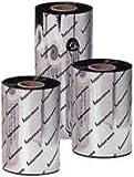 Intermec ThermaMax 1407 Wax - 2'' x 500' Black Wax Ribbon for Industrial Printers 11072006
