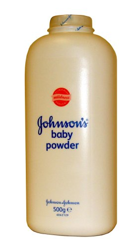 Johnson's Baby Powder 500g - Baby-Puder