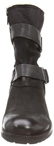 Manas Ankle Women's Boot Valentina Nero nero PU8P0qw