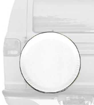 Classic-Accessories-75110-OverDrive-Custom-Fit-Spare-Tire-Cover-White-24-25