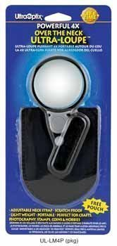 Divine Medical Necklace Style Magnifier, 4X2