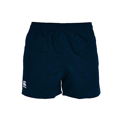 Canterbury Professional Polyester Shorts, Navy, X-Small (Canterbury Womens Rugby)