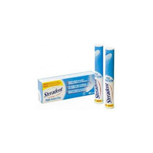 Steradent Triple Action Plus 30 Tablets ()