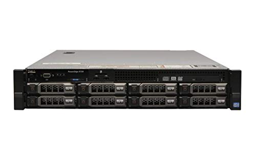 DELL PowerEdge R720 2U RackMount 64-bit Server with 2×Ten-Core E5-2690v2 Xeon 3.0GHz CPUs + 128GB PC3-10600 ECC DDR3 RAM + 8×6TB 7.2K SATA 3.5